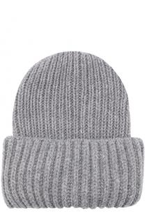 Вязаная шапка из шерсти Artiminesi