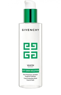 Очищающая вода для лица VaxIn For Youth City Skin Solution Givenchy
