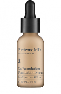 Тонирующая сыворотка No Foundation Foundation Serum Perricone MD