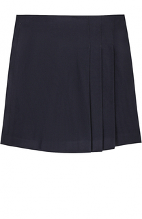 Мини-юбка с защипами Il Gufo