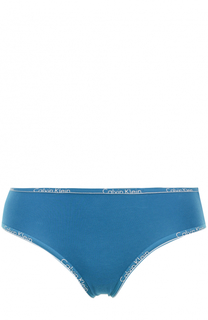 Трусы-слипы с логотипом бренда Calvin Klein