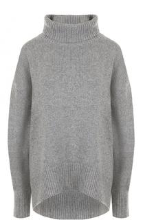 Кашемировый свитер свободного кроя Joseph