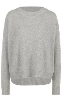 Кашемировый пуловер свободного кроя Isabel Marant