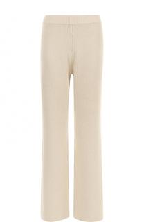 Кашемировые расклешенные брюки Joseph
