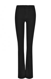 Однотонные расклешенные джинсы J Brand