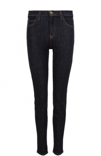 Однотонные джинсы-скинни Current/Elliott
