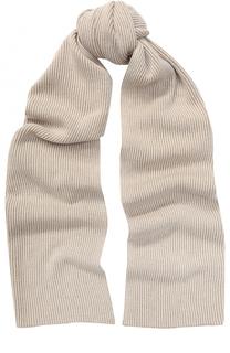 Вязаный шарф из шерсти и кашемира Inverni