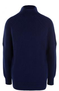 Шерстяной свитер свободного кроя Victoria Beckham