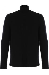 Кашемировый свитер с воротником-стойкой Valentino