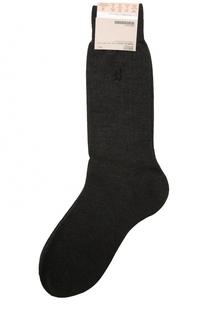Носки из смеси шелка и кашемира Brioni