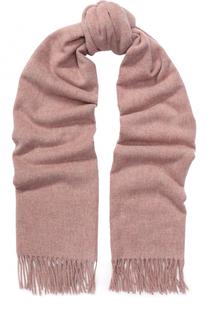 Вязаный шарф из овечьей шерсти Acne Studios