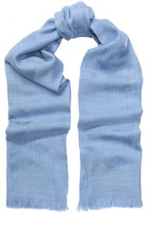 Шерстяной шарф Armani Collezioni