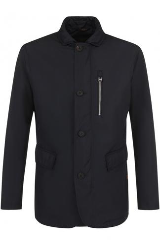 Куртка на молнии с отложным воротником Windsor