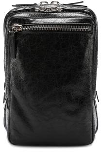 Кожаный рюкзак с одной лямкой Valentino