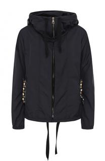 Куртка на молнии с декоративной отделкой Dorothee Schumacher