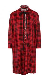 Платье свободного кроя в контрастную полоску Zadig&Voltaire Zadig&Voltaire