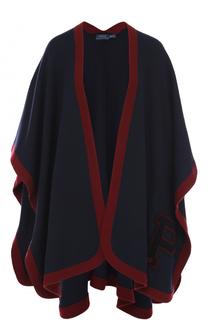 Вязаный кардиган свободного кроя Polo Ralph Lauren