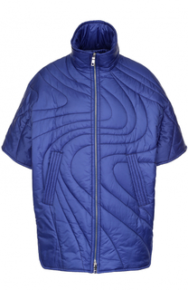 Куртка свободного кроя на молнии Emilio Pucci