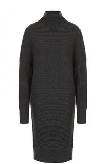 Удлиненный вязаный пуловер из кашемира FTC