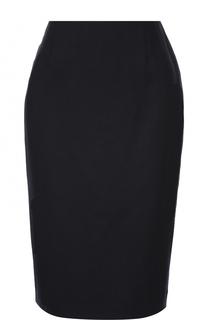 Шерстяная юбка-карандаш Weill