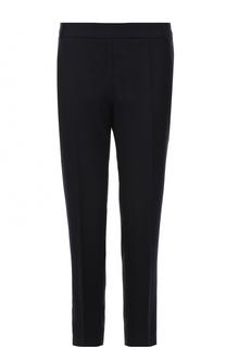 Шерстяные укороченные брюки со стрелками Weill