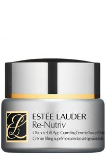 Универсальный антивозрастной крем для шеи и области декольте Re-Nutriv Estée Lauder