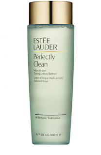 Отшелушивающий тоник многостороннего действия Perfectly Clean Estée Lauder