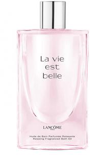 Масло для ванны La vie est belle Lancome