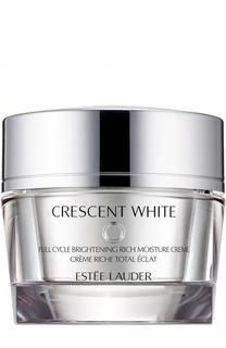 Насыщенный увлажняющий крем Crescent White Estée Lauder