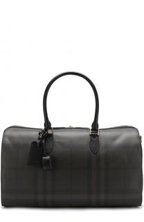 Дорожная сумка с плечевым ремнем Burberry