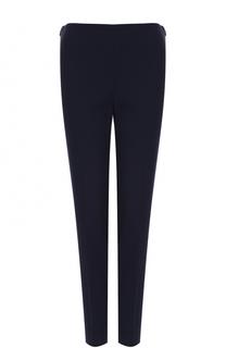 Укороченные шерстяные брюки со стрелками Ralph Lauren