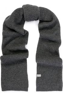Вязаный шарф из кашемира FTC