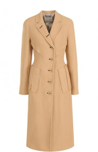 Однобортное пальто с отложным воротником 3.1 Phillip Lim