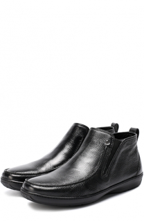 Кожаные ботинки без шнуровки Aldo Brue