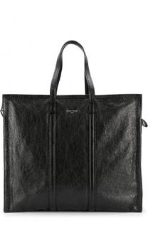 Кожаная сумка Bazar Shopper L Balenciaga
