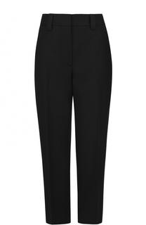 Укороченные шерстяные брюки Acne Studios