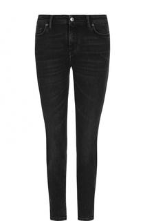 Укороченные джинсы-скинни Acne Studios
