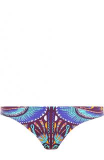 Плавки-бикини с принтом Lazul