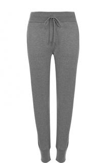 Кашемировые брюки с лампасами Ralph Lauren