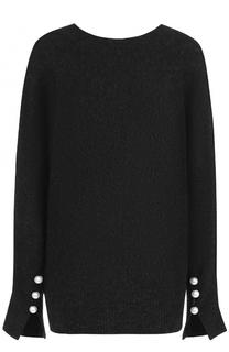 Пуловер свободного кроя с декоративной отделкой 3.1 Phillip Lim