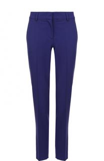 Укороченные шерстяные брюки Emilio Pucci