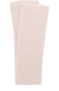 Вязаные рукава из смеси шерсти и кашемира Inverni