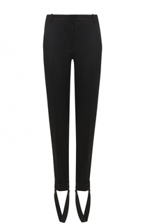 Шерстяные брюки-скинни Carven