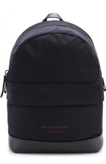 Рюкзак с логотипом бренда Burberry
