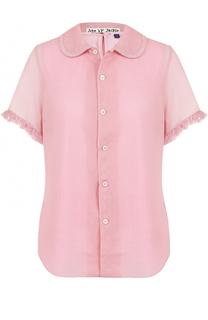 Вязаная блуза из шерсти Jupe by Jackie