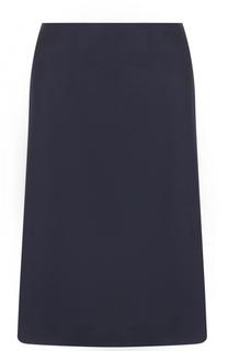 Шерстяная юбка-карандаш Escada
