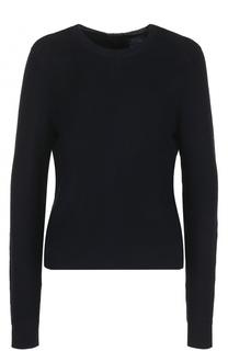 Пуловер фактурной вязки с пуговицами на спине Polo Ralph Lauren