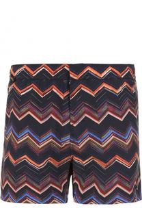 Плавки-шорты с принтом Missoni