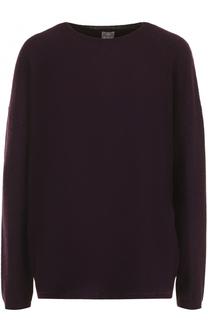 Кашемировый пуловер прямого кроя FTC