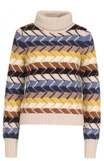 Вязаный свитер из смеси шерсти и кашемира Chloé